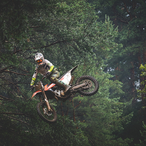 Kmoto MX-enduro camp